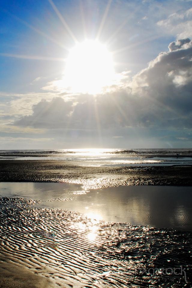A Sullivan's Island sunrise.