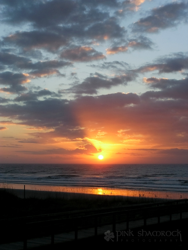 sunrise Isle of Palms Charleston beach