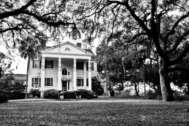 McLeod Plantation House in Charleston, SC